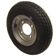 Remorque 3.50-8 de roue et de pneu avec 115mm de PCD pour Erde Daxara 4 PLIS