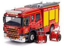 Scania P280 Double cabine Cp31 Fptsr Pompiers - ELIGOR 1/43