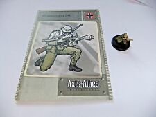 Panzerfaust 30, Axis & Allies-Base Set, 33/48, Tarjeta C/W