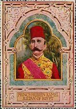 PHOTO MAGNET Egypt 1915 Hussein Kamel Sultan of Egypt Reproduction
