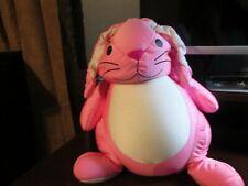 Brentwood Originals Moshi microbead pink bunny rabbit (rare)