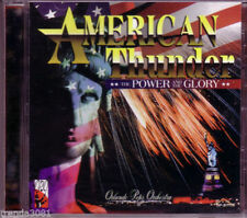 American Thunder Power-Glory ORLANDO POPS ORCHESTRA Classic Greatest Country #11