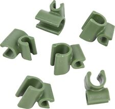 6 x Garden Stake,Poles connectors fi 6&11mm , angle 90 degree FREE P&P