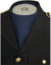 Military Bib Scarf Air Force Army Navy Marine Blue Uniform ASU