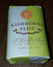 Original German WW2 Kaloderma Soap, Original Packaging, Never opened!