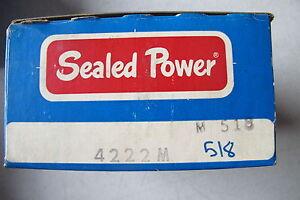 Sealed Power 4222M Engine Main Bearing Set Ford Mercury 2.8L 3.3L 1968-1975