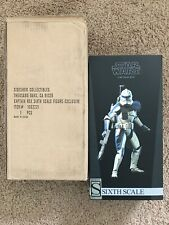 Sideshow Exclusive Star Wars Captain Rex Phase II Armor 1:6 Scale Figure