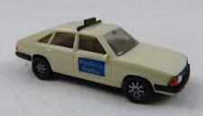 """Audi 100 GL 5E Avant """"Pizzeria Roma"""" Taxi beige Herpa 1:87 H0 ohne OVP [G27]"""