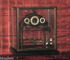 Interesting England Congreve Style Rolling Ball Table Clock