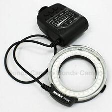 Meike FC100 LED Macro Ring Flash Light for Nikon D800 D3200 D90 D600 D7100 D5200