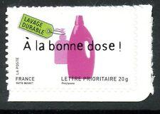 STAMP / TIMBRE FRANCE  N° 4211 ** ENVIRONNEMENT A LA BONNE DOSE / / AUTOADHESIF