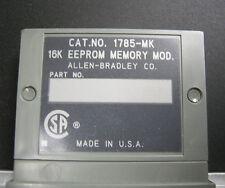 1785-MK ALLEN BRADLEY 16K EEPROM MEMORY MODULE NEW QTY 1 1785MK