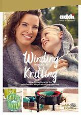 Winding instead of Knitting - addi Express Pattern Book