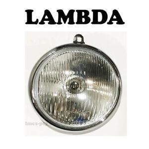 Headlight Head Light Glass & Wiring 12v Honda CT110 Postie Bikes