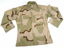 Desert RAID Modified DCU Combat Uniform Coat Shirt Medium Long Navy SEAL NSW
