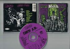 THE MISFITS CD Earth A.D. / Wolf's Blood - USA