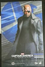 Hot Toys MMS315 : Nick Fury 1/6 ( Captain America Le Soldat D'Hiver.