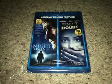 The Night Listener and Benefit of the Doubt (Blu-ray Disc, 2012) *NEW/SEALED!*