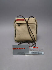 PRADA Cross Body Bag Sport Linea Tracolla pelliccia Inverno naturale certificato