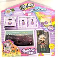 Shopkins Happy Places Rainbow Beach Suprise Me Pack *Choose Your Character* NEW!