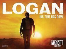 Logan Movie Poster (36x24) - Wolverine, Hugh Jackman, Doris Morgado v3