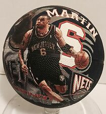 New Jersey Nets Kenyon Martin Fotoball Basketball Collectible