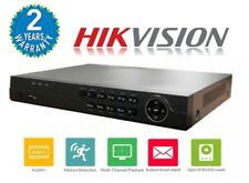 HIKVISION OEM NVR 4 Ch & 4 POE Network Video Recorder HDMI 4K output DS-7604NI-K