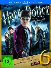 Harry Potter 6 Ultimate Edition Halbblutprinz