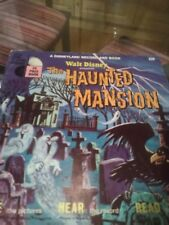 Walt Disney The Haunted Mansion NO RECORD #339 Book Only Magazine MGBX01