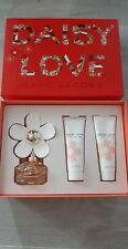 Marc Jacobs Daisy Love 50ml perfume Gift Set lotion shower gel RRP £55 brand new