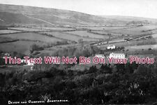 DE 19 - Devon & Cornwall Sanatorium - 6x4 Photo