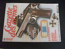 "**g Gazette des armes n°370 Fusil SAFN 49 / fusil "" Lee Metford """