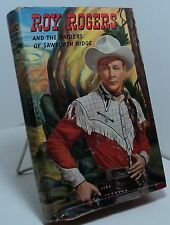 Roy Rogers and the Raiders of Sawtooth Ridge by Snowden Miller - Whitman HB