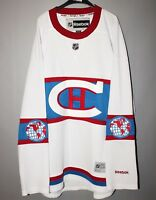 NHL MONTREAL CANADIENS HOCKEY SHIRT JERSEY REEBOK WINTER CLASSIC GAME 2016