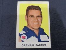 1965 SCANLENS CARD NO.22 GRAHAM FARMER #67