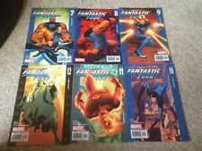 Ultimate Fantastic Four # 7, 8, 9, 10, 11 & 12 Ellis & Immonen Marvel Ultimate