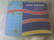 SAINT ETIENNE - YOU'RE IN A BAD WAY - 4 TRACK CD SINGLE