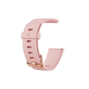 Genuine Fitbit Versa 2 Versa Lite Silicone Strap Wristband Light Pink