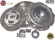 BRAND NEW O.E. SOLID FLYWHEEL & CLUTCH KIT VW CADDY 1.9 TDI 2004-2010