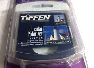 Tiffen 28mm UV + CPL Circular Polarizing PL-C Polarizer Glass Lens Filter 28 mm