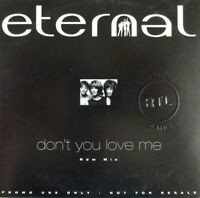 ETERNAL : DON'T YOU LOVE ME (RDW MIX) - [ PROMO CD SINGLE ]