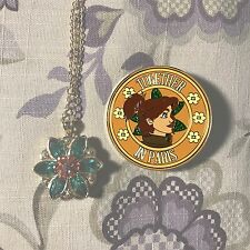 Anastasia Romanov Together In Paris Locket Necklace Pin Once Upon A December