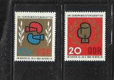 ALEMANIA, (D.D.R.). Año: 1965. Tema: DEPORTES. BOXEO.