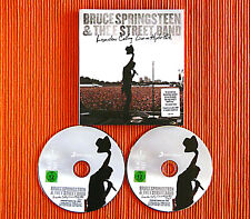 BRUCE SPRINGSTEEN & THE E STREET BAND - LONDON CALLING - LIVE IN HYDE PARK 2DVDs