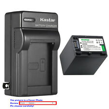 Kastar Battery Wall Charger for Sony NP-FV100 & Sony DCR-SX15 DCR-SX20 DCR-SX21