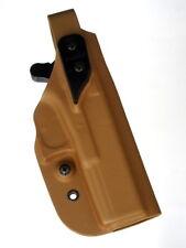 G-Code XST RTI Gen 5 Glock 17 22 31 Level II Retention Coyote Modular Holster