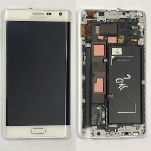 Origina New Screen Samsung Galaxy Note 4 Edge N915F lcd touch screen digitaizer