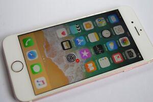 Apple iPhone 6s - 16GB - Rose Gold (O2 TESCO GIFFGAFF) A1688 (GRADE A)
