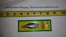 Creme Fishin' Favorites Rattle Trap Crankbait 2 3/8 inches long Fishing Lure