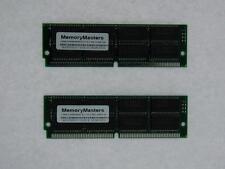 128MB 2x 64MB EDO MEMORY UPGRADE EMU E-MU E4K-E6400 E4X-E4-X Turbo SAMPLER